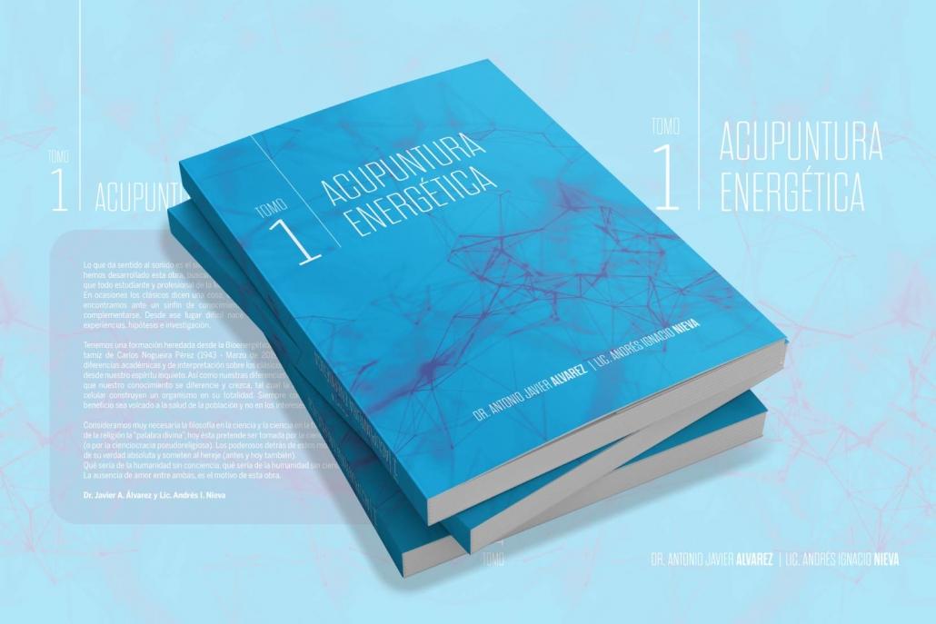 Acupuntura energética, es el material de estudio de nuestro curso de Formación Superior.